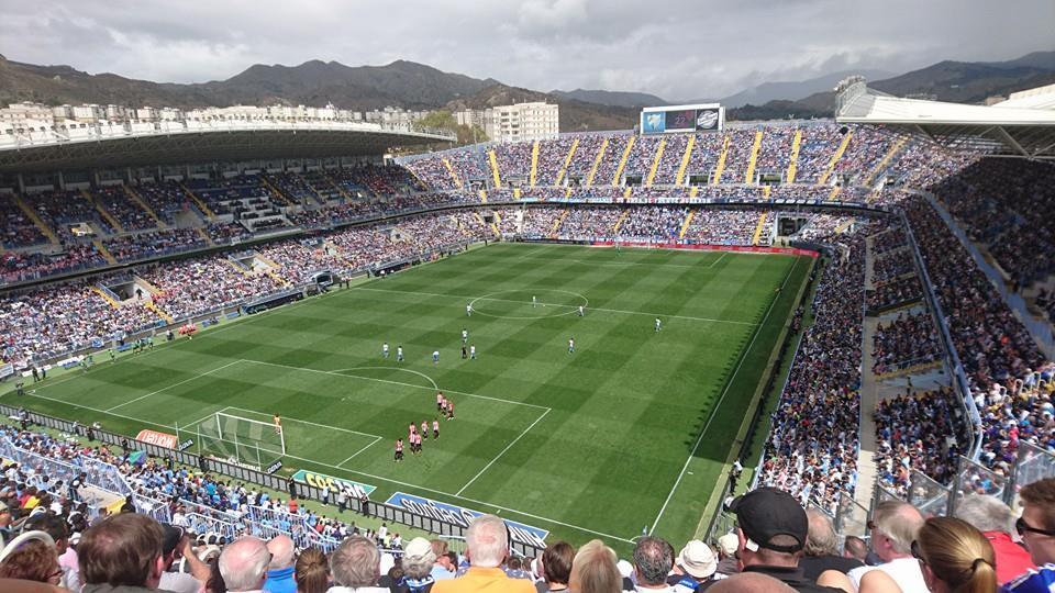 Malaga palasi voittojen tielle.