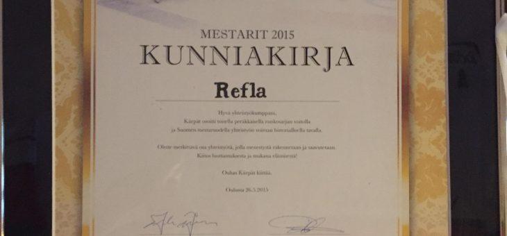 Oulun Kärpät otti kauden ensimmäisen pistepotin!