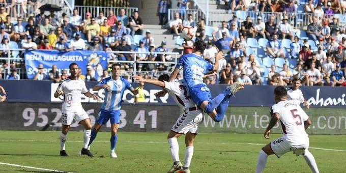Malaga CF jatkaa edelleen kärjessä!