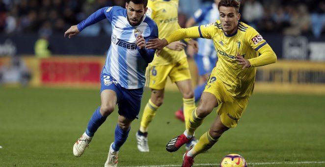 Malaga kaatoi Cadizin, Reus-ottelu toteutuu sittenkin.
