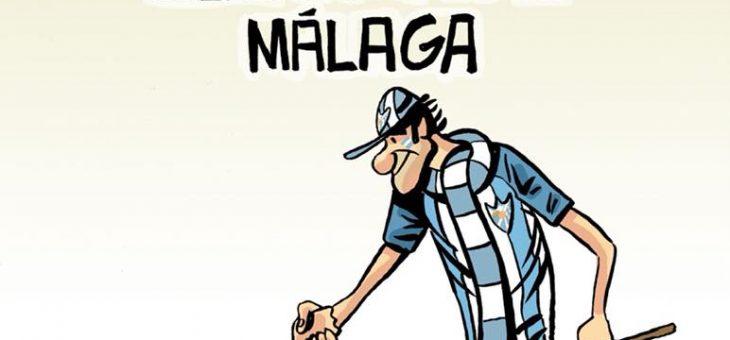 Malaga nousi taas ihan kärjen tuntumaan!