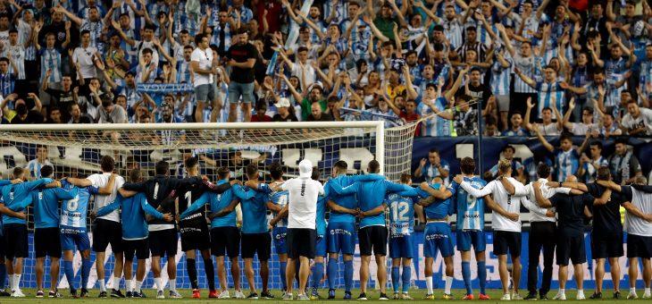 Malagan nousu La Ligaan jäi haaveeksi, tällä kertaa..