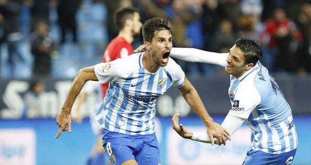 Malaga viime minuutin maalilla 2-1 -voittoon!!