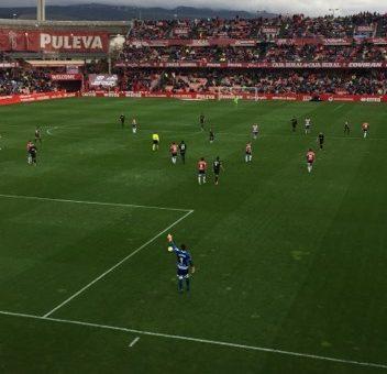 Malaga CF Fan Club Finland matkusti sateiseen Granadaan, tuomisina 0 pistettä