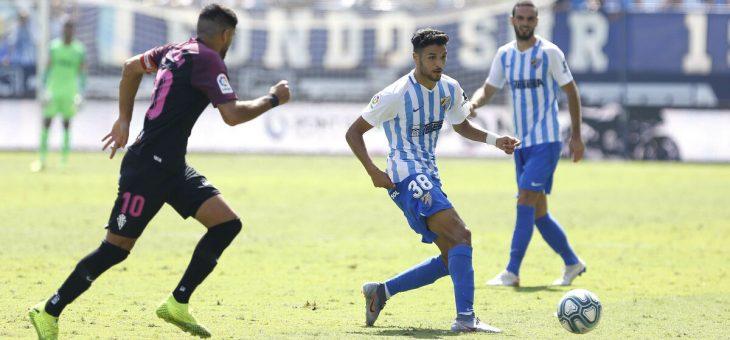 Malaga jäi kotonaan 0-0 -tasapeliin Sporting Gijonia vastaan