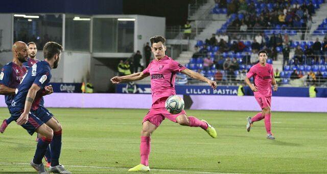 Malagalle tasapeli torstaina vieraissa Zaragozaa vastaan ja tappio sunnuntaina Huescan vieraana
