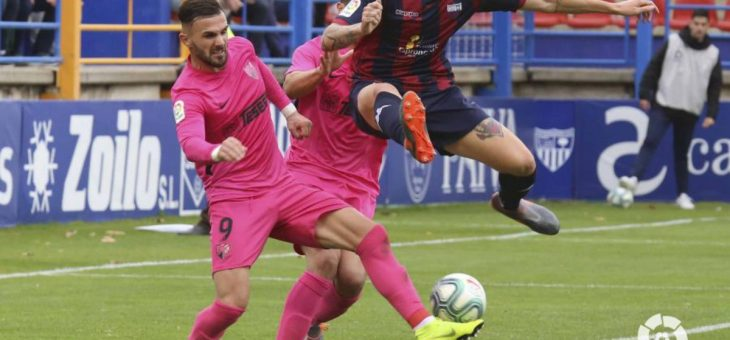 Extremadura – Malaga 0-0, lauantaina 21.12 Malaga – Lugo
