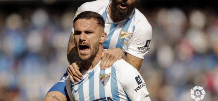 Malaga jälleen tasapeliin, kaksi kertaa menetti johtoaseman.