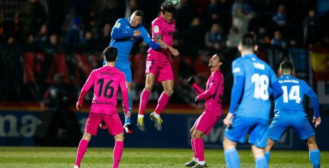 Malaga jälleen vierastasuriin. Fuenlabrada – Malaga CF päättyi 0-0.