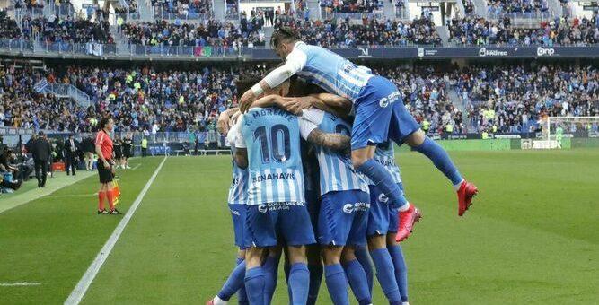 Malaga kolmanteen peräkkäiseen voittoon!! Racing Santander kaatui 2-0!